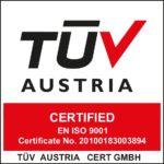 certificare TUV Austria