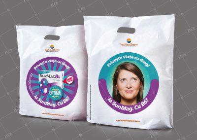 Plase plastic personalizate